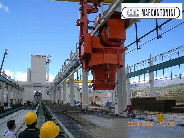 Автоматическая подача бетона состав керамзитобетона на перекрытие