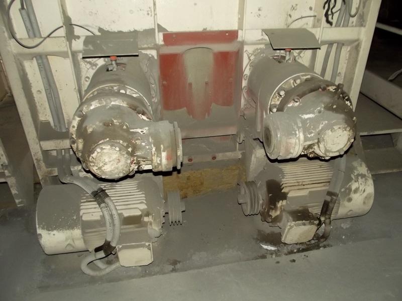 редуктор двухвального смесителя