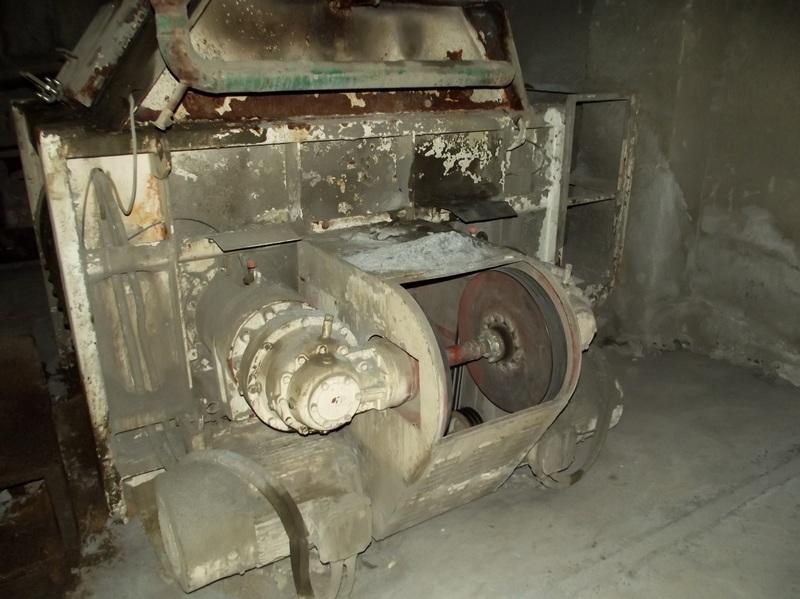 смеситель двухвальный ремонт