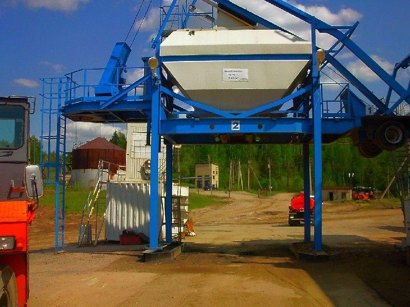 Купить асфальтобетонный завод для производства асфальта (асфальтобетонной смеси) Benninghoven MBA 160