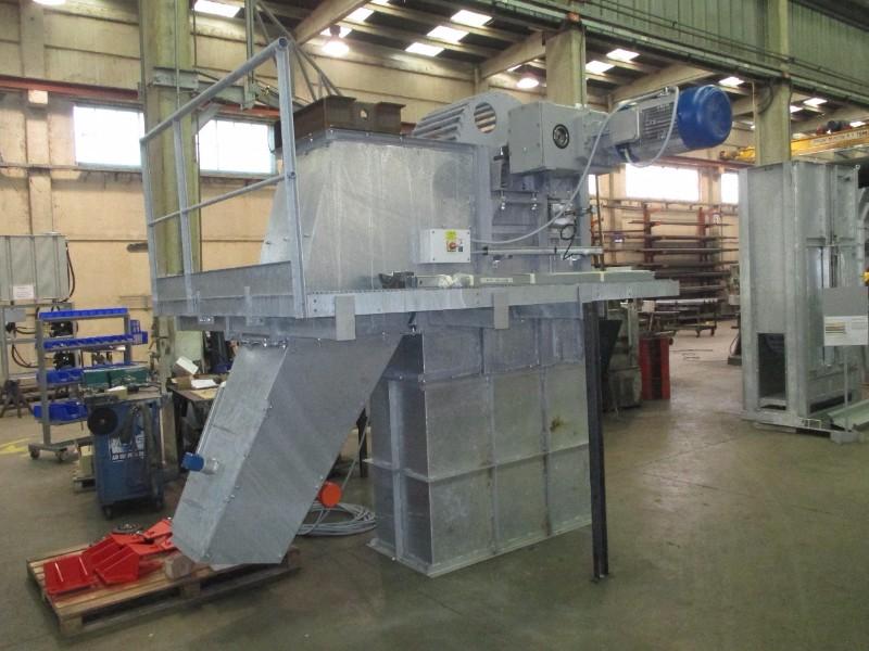 Принцип работы и особенности конструкции ковшового элеватора MCT ITALY