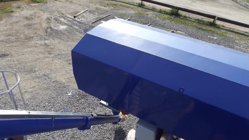 Мобильный бетонный завод купить и смонтировать. Требования к площадке и комплектации для начала монтажа БСУ Marcantonini