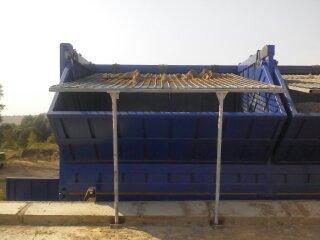 решетка для бункера