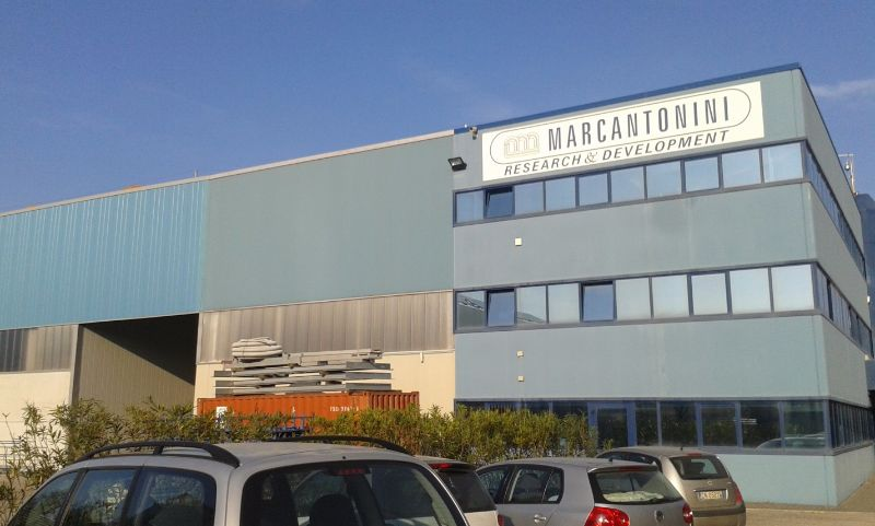 производитель бетонных заводов Marcantonini